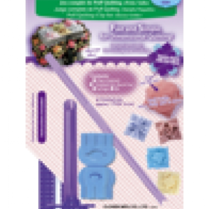 Clover Puff-Quilting-Clip-Set klein