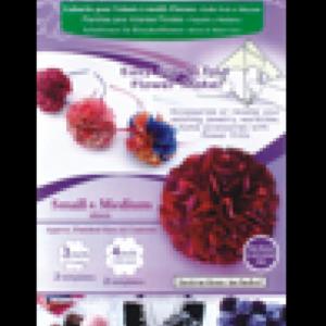 Clover Schablonen für Rüschenblumen klein & mittel