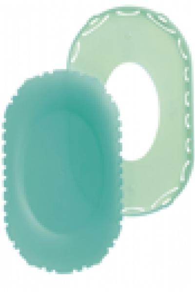 Clover Jo-Jo-Schablone Rapido Ovalform groß
