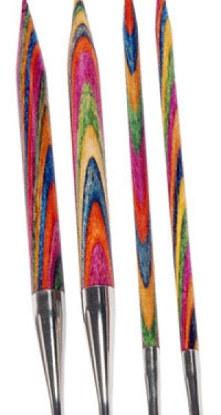 Knit Pro Holz auswechselbare Nadelspitzen Gr. 7,0