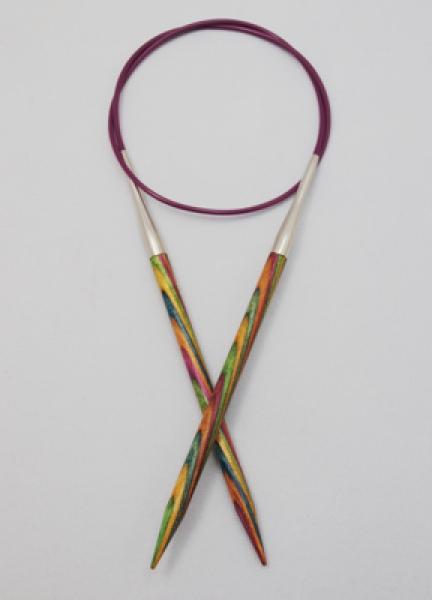 Knit Pro Holz Rundstricknadel Gr. 2,5 Nadellänge 80 cm