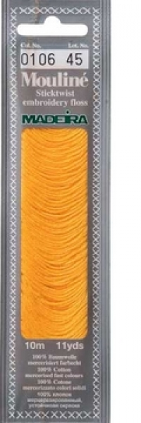 Madeira Mouline Sticktwist, verschiedene Farben